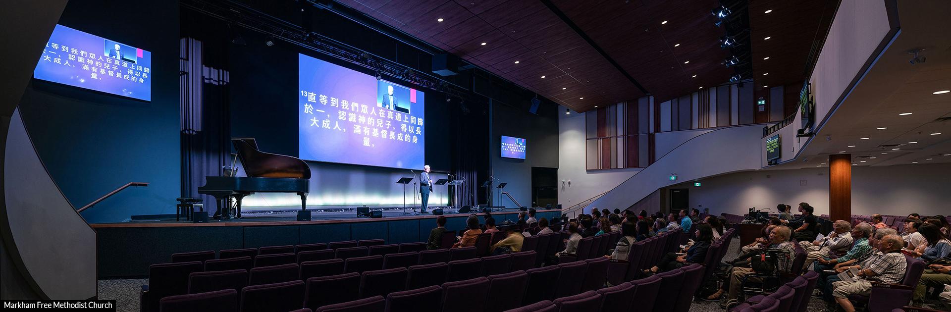 Markham Free Methodist Church