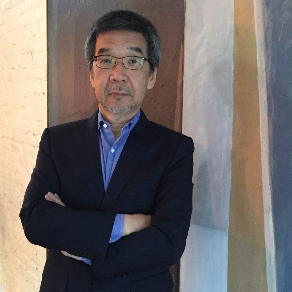 President - Patrick Chan