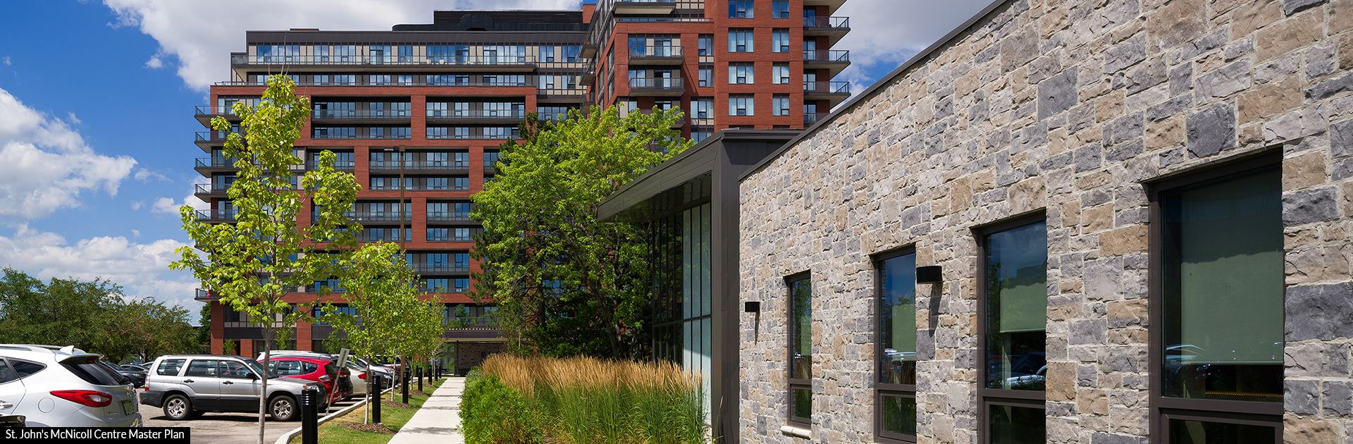 St. John's McNicoll Centre Master Plan